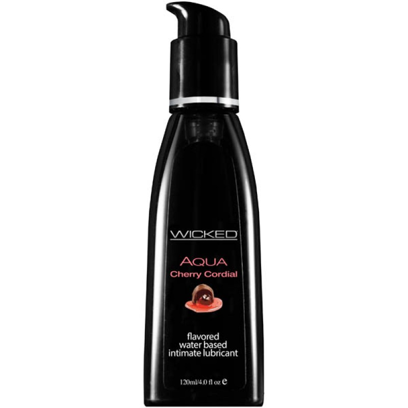 Wicked Aqua - Cherry Cordial - 120ml